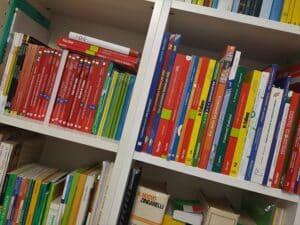 Italienisch lernen in Berlin - Lehrbuecher