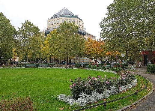 Pragerplatz Wilmersdorf